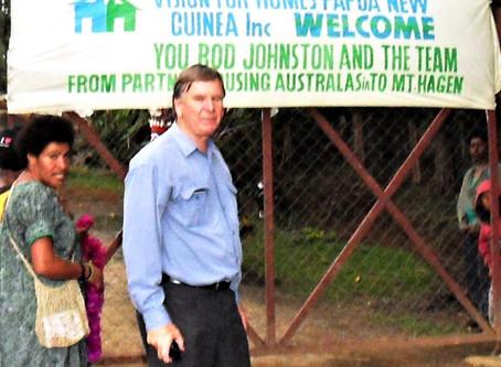Meet Rod Johnston, President of PHA