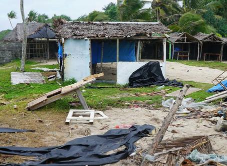 Practical help to Vanuatu in the wake of Cyclone Harold