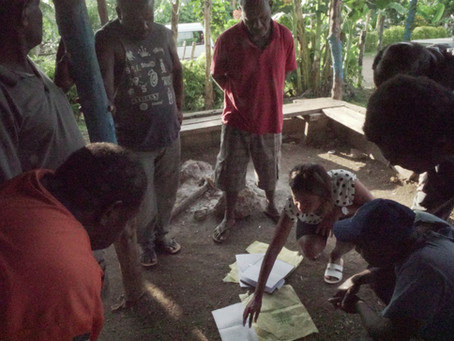 What is PHA doing in Vanuatu to support cyclone-affected communities?