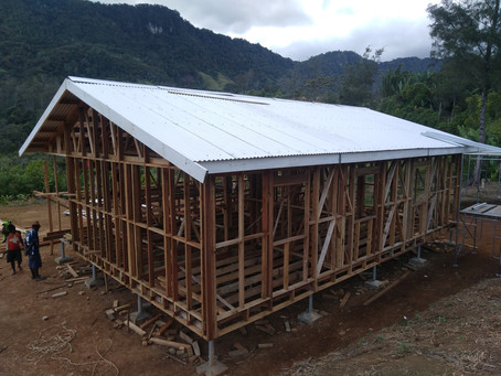 The work continues in PNG