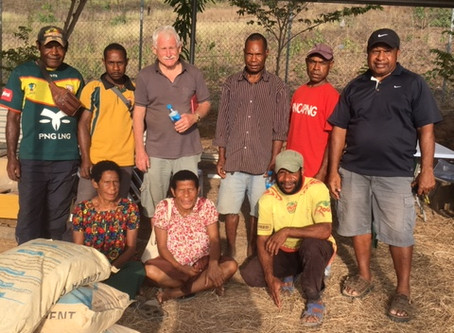 Regional manager Ian Volke explains what it's like for PHA on the ground in Papua New Guinea