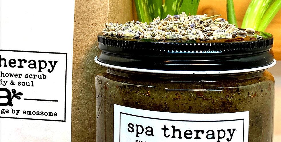 body language spa therapy sugar scrub 15oz / 425g