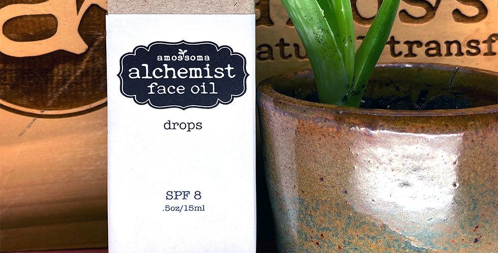 alchemist face oil spf 10 0.5oz