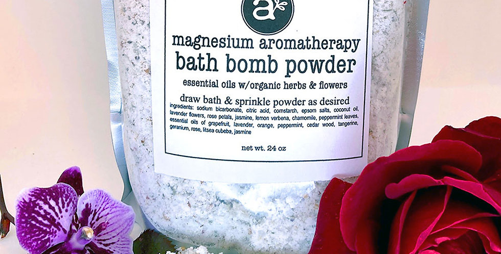 body language bath bomb powder 24oz
