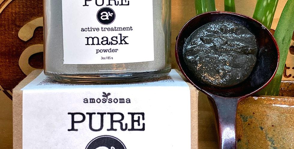 pure active treatment mask 3oz
