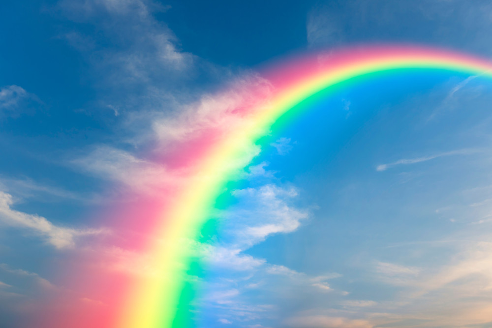 Rainbow for NHS