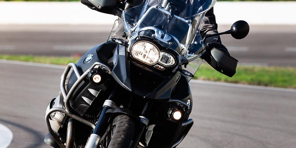 Openbare weg training - Motor