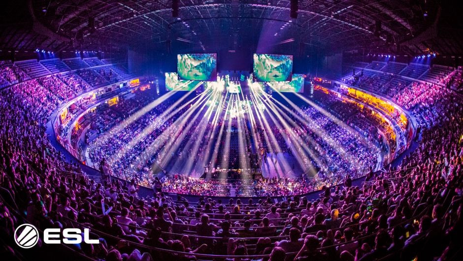 ESL One Cologne 2018 in Cologne, Germany