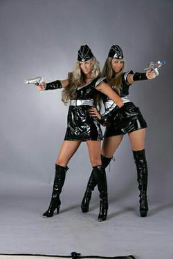 Диана и Серена