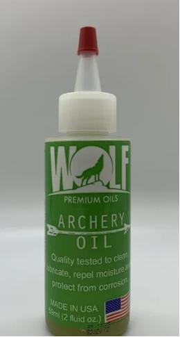 Wolf Premium Archery Oil
