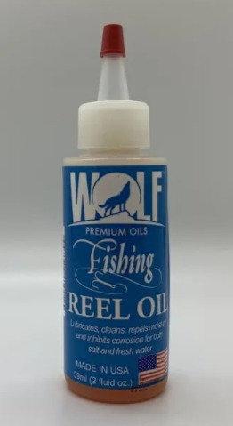 Wolf Premium Reel Oil