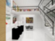 Design de interiores - Casa atelier