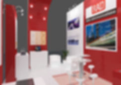 projeto de stand, stand futurecom, stand moderno, stands mais modernos