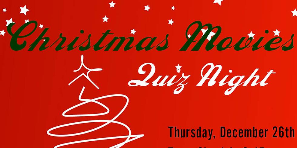 Kannah Creek Quiz Night! Christmas Movies