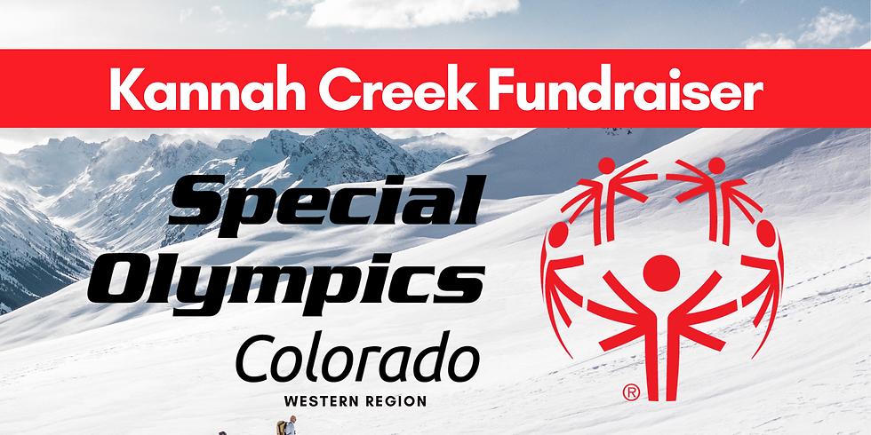 Special Olympics, Western Region Fundraiser