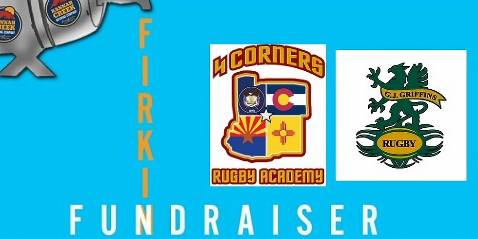 Firkin Fundraiser-4 Corners Rugby Academy
