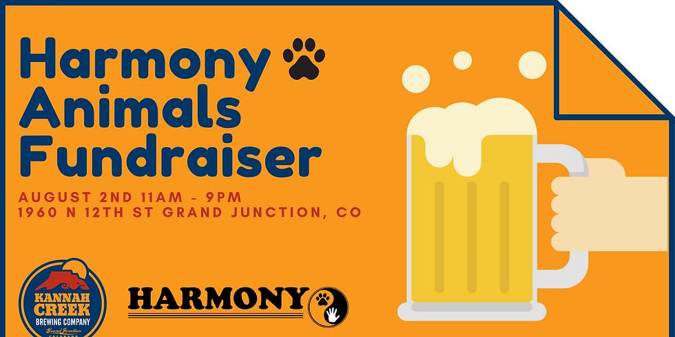Harmony Animals Fundraiser