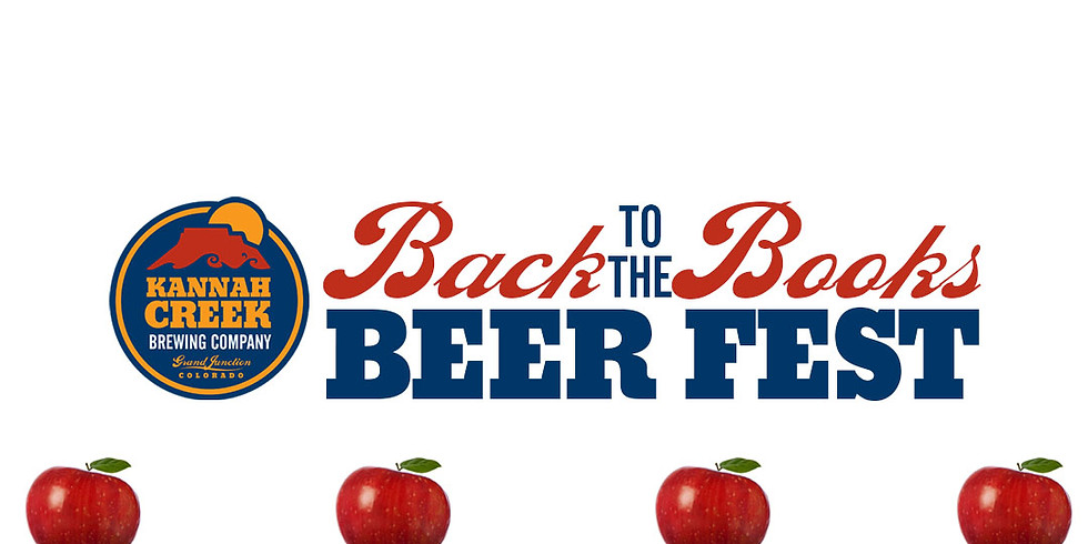 Back to the Books Beer Fest