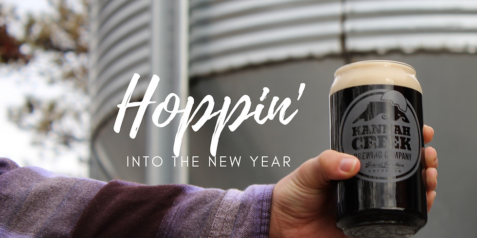 Hoppin' into the New Year