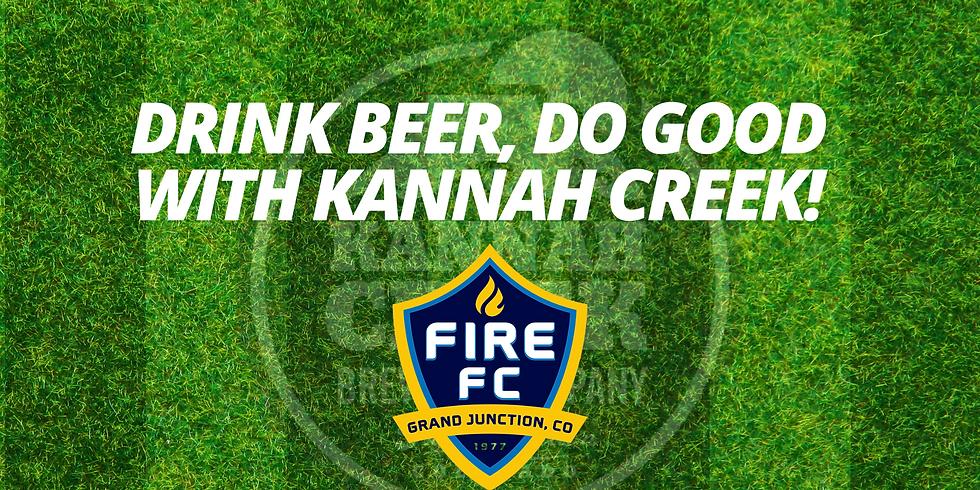 Fire FC Soccer Fundraiser