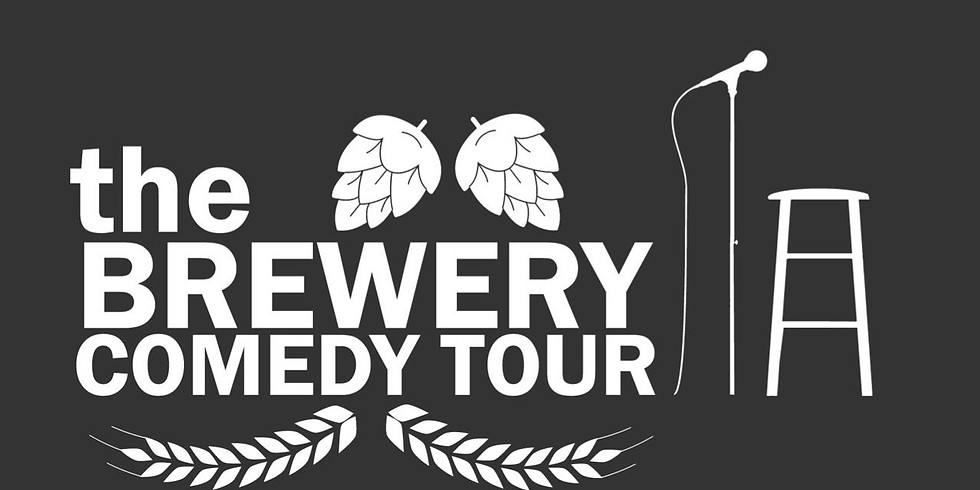 The Brewery Comedy Tour- Presented by Herron Entertainment