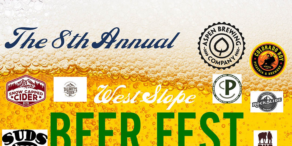 CANCELLED: The 8th Annual West Slope Beer Fest