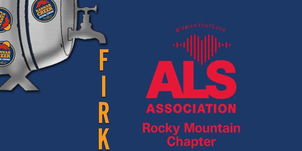 Firkin Fundraiser: ALS Association Rocky Mountain Chapter