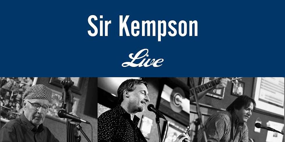 Sir Kempson, Live