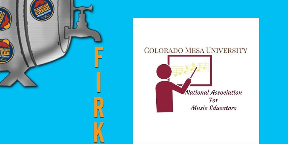 Firkin Fundraiser CMU's National Association for Music Educators