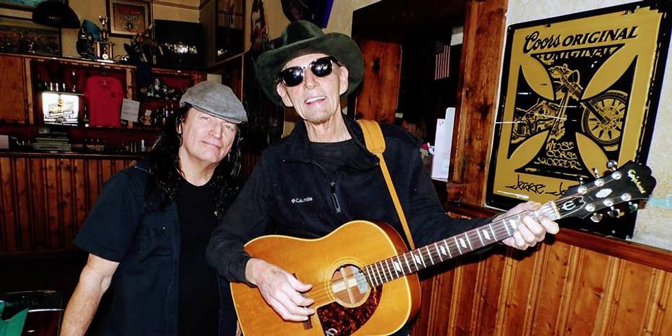 Goodman-Walker Blues LIVE