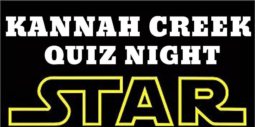 Kannah Creek Quiz Night - Star Wars