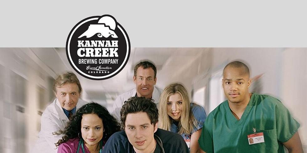 Kannah Creek Quiz Night: SCRUBS!