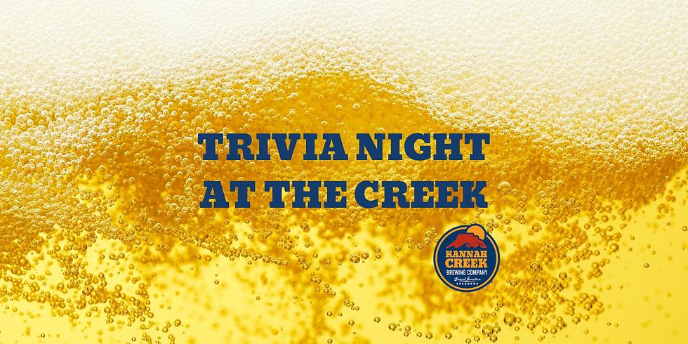 Trivia Night at the Creek