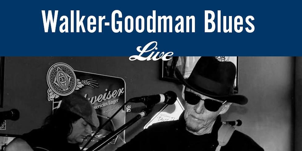 Walker-Goodman Blues, LIVE