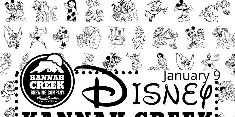 Kannah Creek Quiz Night- Disney