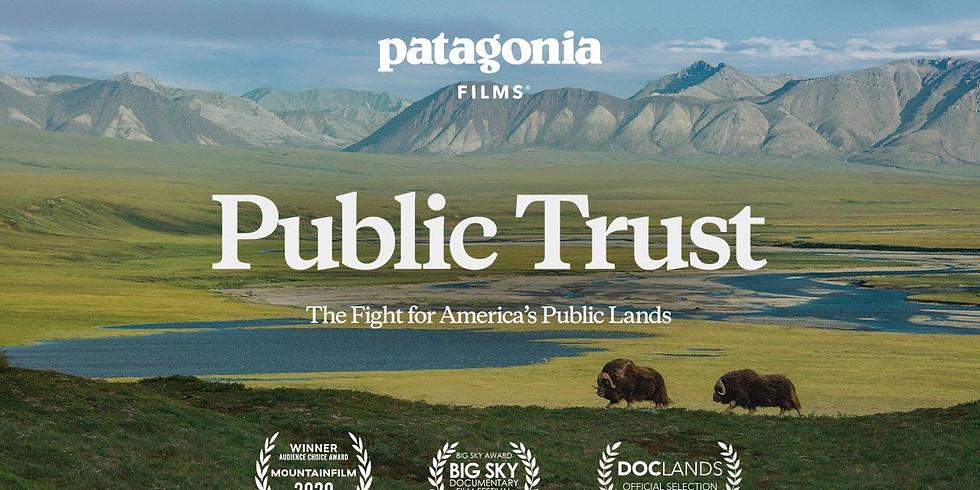 Public Trust Movie Night