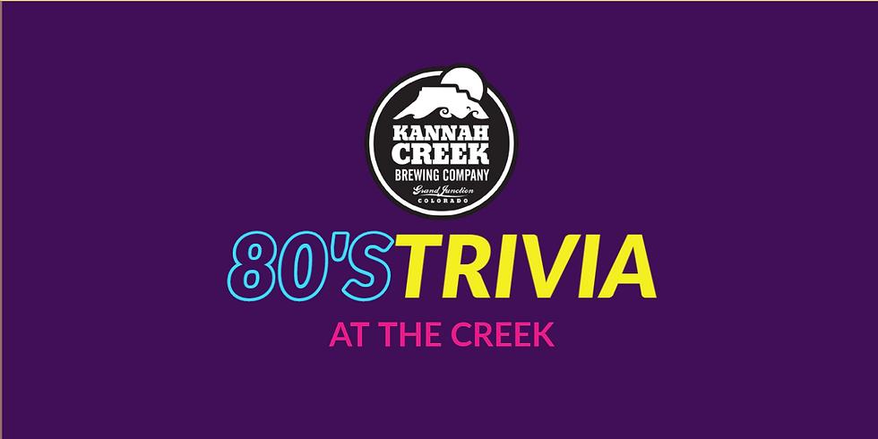 80's Trivia Night