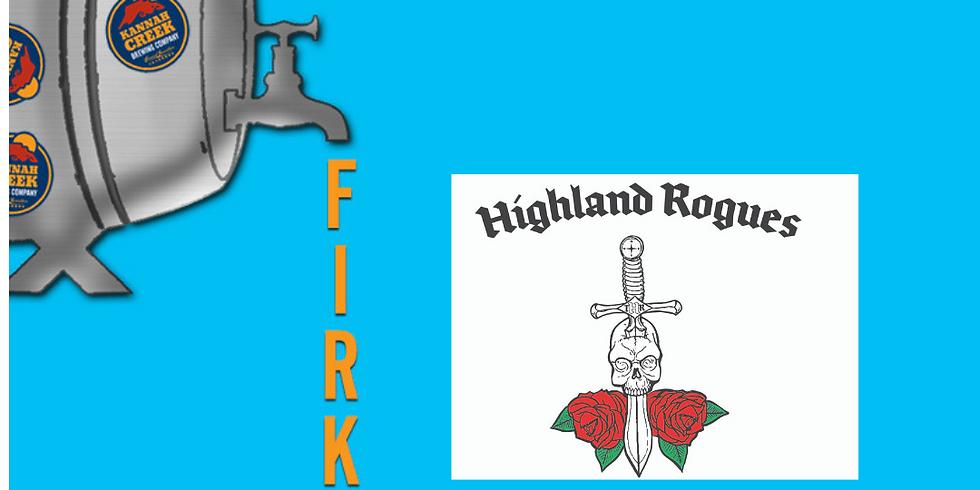 Firkin Fundraiser: Highland Rogues