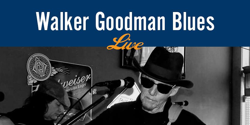 Walker Good Man Blues, Live
