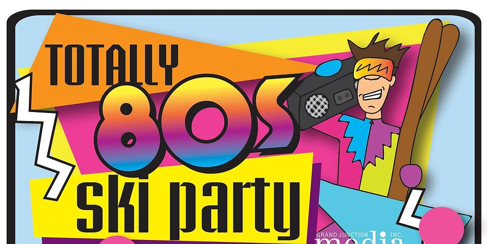 Totally 80's Ski Party