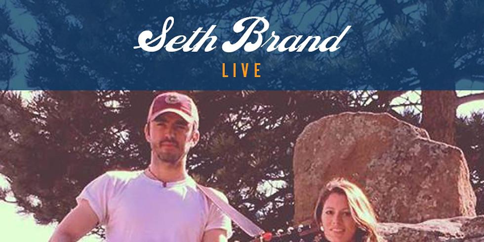 Seth Brand, LIVE