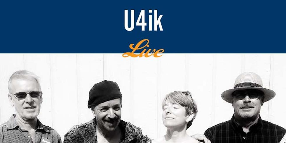 U4ik, LIVE