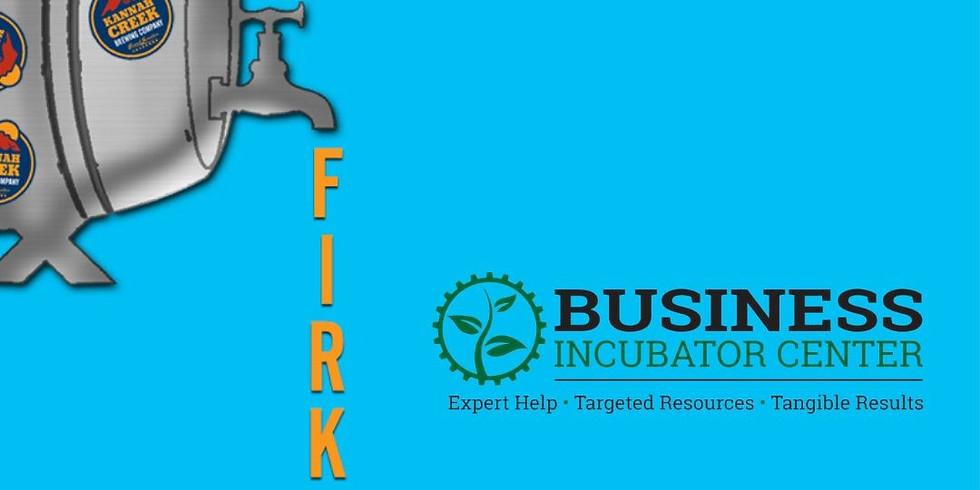 Firkin Fundraiser: Business Incubator Center