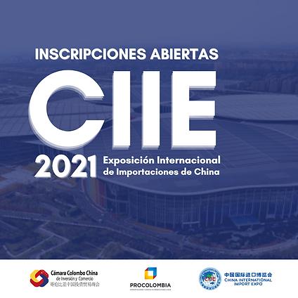 CIIE 2021