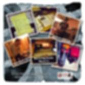 Guitare Rouge British rock façon frenchy CD album et nous on est où ? livret