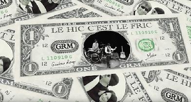 Guitare Rouge British rock façon frenchy CLIP video le hic c'est le fric