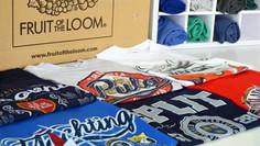 Majice ukrašene preslikačima