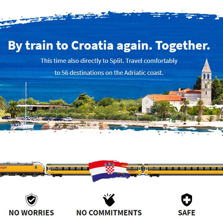 From the Czech Republic to the Adriatic for 35€
