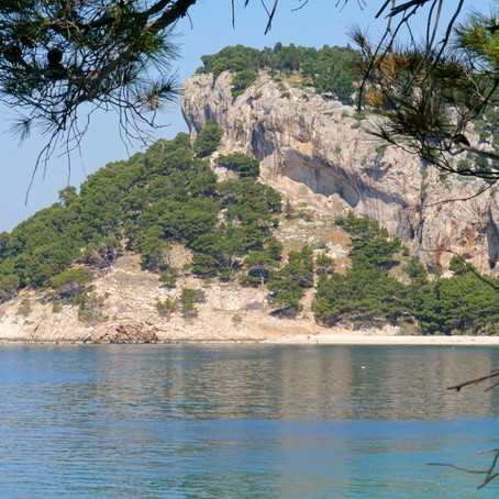 Walking trail: penninsula Osejava - beach Nugal