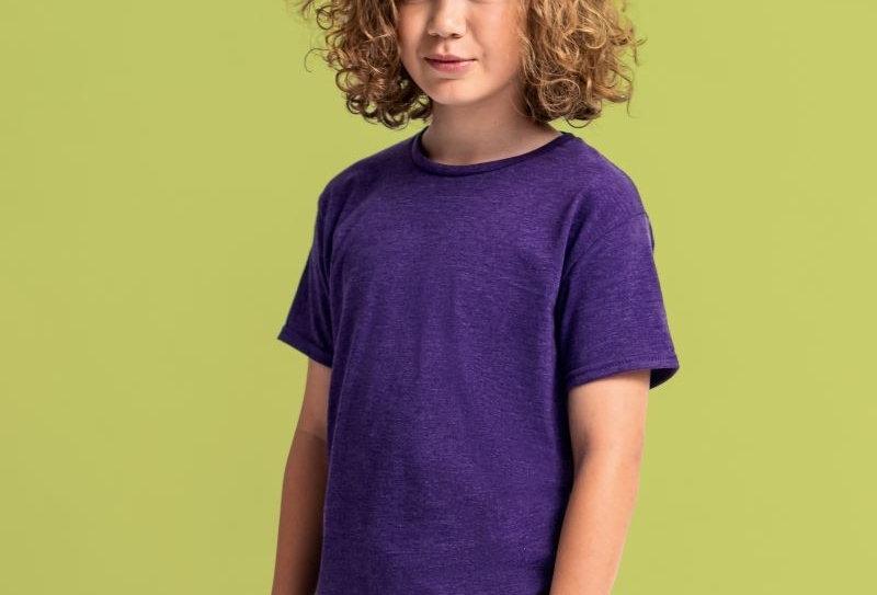 Dječja majica Fruit Of The Loom Kids Iconic majica